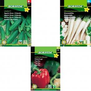 Grøntsags- og Urtefrø